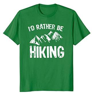 Hiking Novelty T-Shirt and Gift