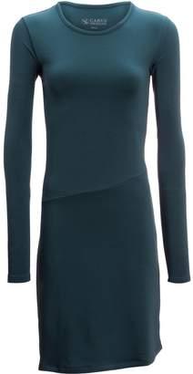Carve Designs Jones Long-Sleeve Dress - Women's