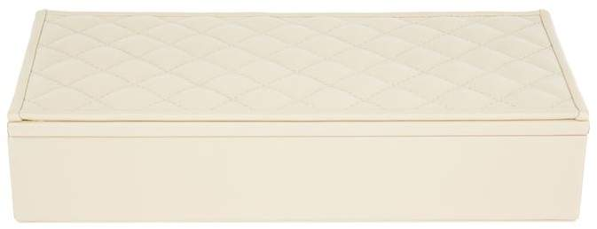 Riviere Quilted Leather Box