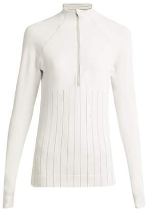 Falke - Act 2 Long Sleeve Performance Top - Womens - White