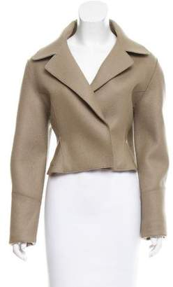 Tome Wool Cropped Jacket w/ Tags