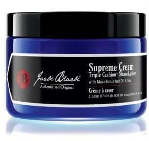 Jack Black Supreme Cream Shave Lather 9.5 oz