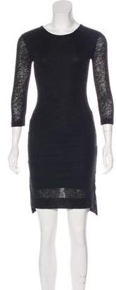 Rag & Bone Casual High-Low Dress