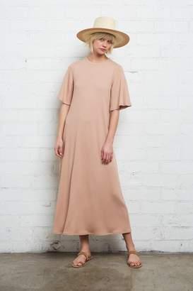 Rachel Pally Rib Oona Dress - Maple Sugar