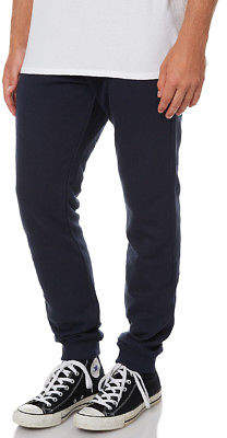 Swell New Men's Fashion Mens Track Pant Cotton Polyester Blue