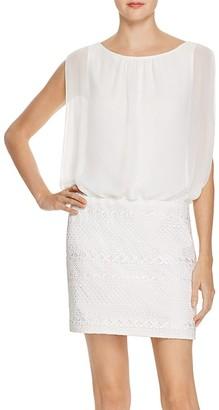 Aidan Aidan Blouson Cocktail Dress - 100% Exclusive $175 thestylecure.com