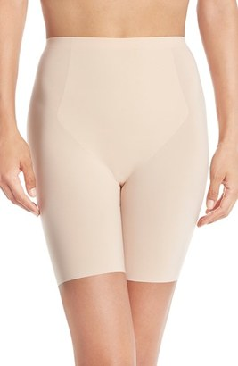 Women's Spanx Thinstincts Mid Thigh Shorts $58 thestylecure.com
