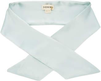Donni. Silk Poppy Hair Tie