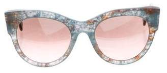 RetroSuperFuture Super by Tinted Cat-Eye Sunglasses