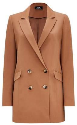 Wallis Camel Tailored Blazer