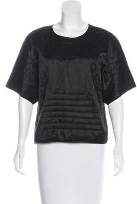 Etoile Isabel Marant Padded Short Sleeve Top
