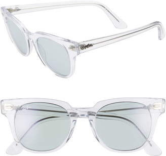 1331de465e Ray-Ban Meteor 50mm Wayfarer Photochromic Sunglasses