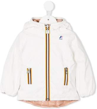 K Way Kids reversible K Way jacket