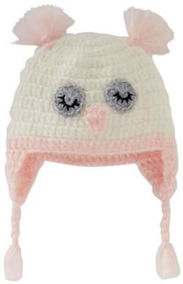 Mud Pie Crochet Owl Hat