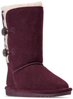 BearPaw Little Girls' Lori Winter Boots from Finish Line