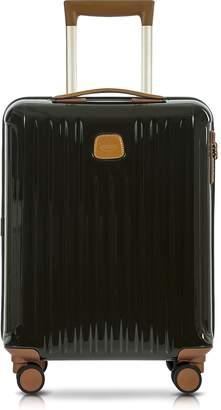 Bric's Capri Olive Polycarbonate Hard Case Cabin Trolley