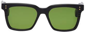 Dita Black and Green Sequoia Sunglasses