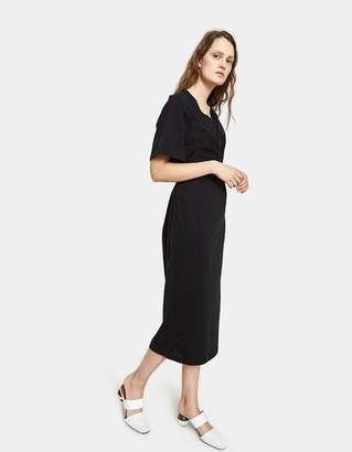 Proenza Schouler Cap Sleeve Long Dress