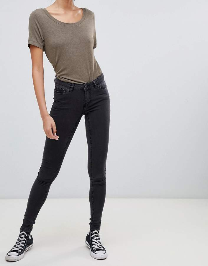 low rise skinny jegging