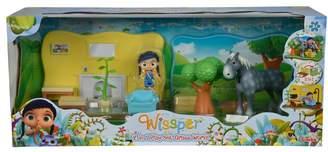 Simba Wissper - 2 In 1 Play Set Grass World