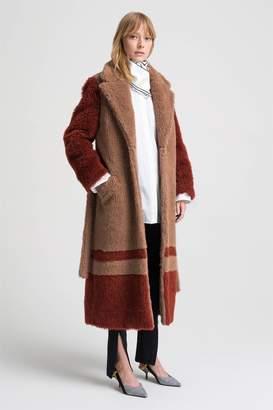Dagmar Farry Coat