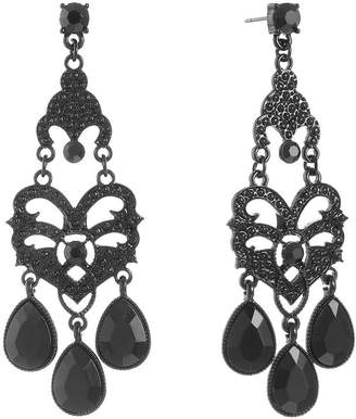 MIXIT Mixit Chandelier Earrings