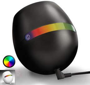 LED-Tischleuchte Micro mit Farbwechsel