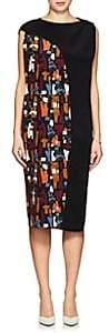 Zero Maria Cornejo WOMEN'S ARA SILK SHIFT DRESS