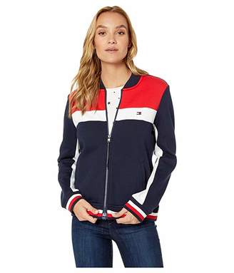 Tommy Hilfiger Adaptive Fleece Track Jacket