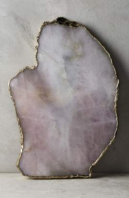 Anthropologie Agate Cheese Board