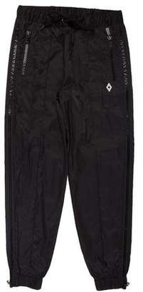 Marcelo Burlon County of Milan Side Zip Track Pants w/ Tags