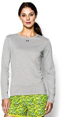 Under Armour Women's Locker Long Sleeve T-Shirt
