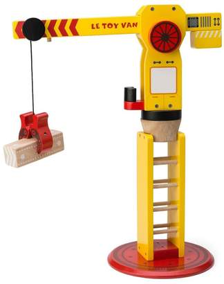 Le Toy Van The Big Wooden Crane