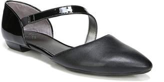 LifeStride Womens Zalana Ballet Flats Slip-on Pointed Toe