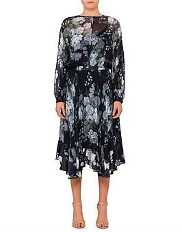 Lover Peony Ggt Mini Dress