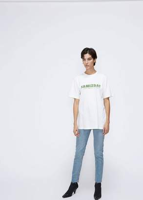 Yang Li Short Sleeve Logo T-Shirt