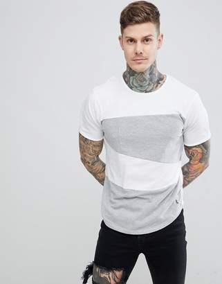 Ringspun Block T-Shirt