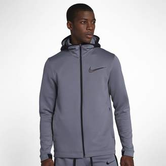 Nike Therma Flex Showtime Men's Full-Zip Basketball Hoodie