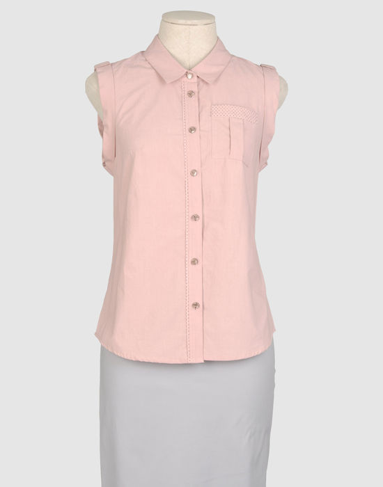 MAJE Sleeveless shirt