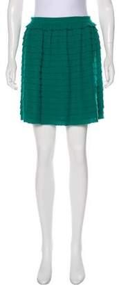3.1 Phillip Lim Tiered Mini Skirt