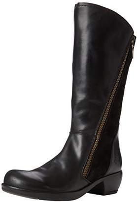 Fly London Women''s MALT728FLY Boots, (Black), 41 EU
