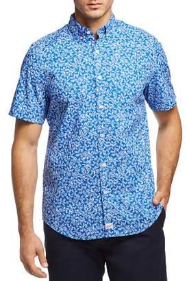 Vineyard Vines Mini Floral Slim Fit Button-Down Shirt
