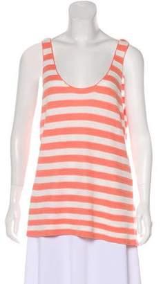 Trina Turk Sleeveless Striped Top w/ Tags
