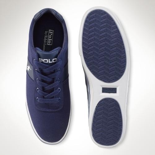 Polo Ralph Lauren Hanford Canvas Sneaker