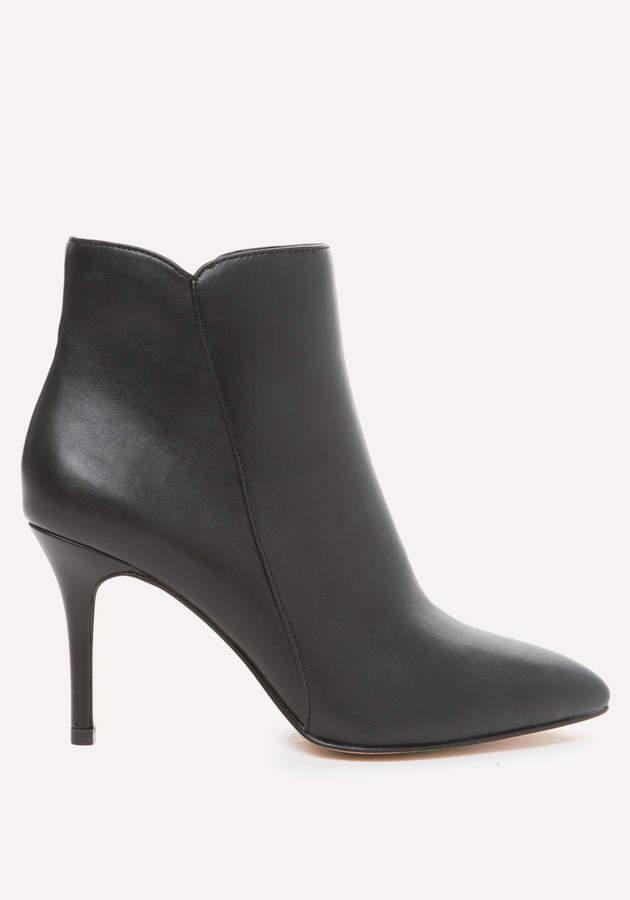 Paulinaa Pointy Toe Booties