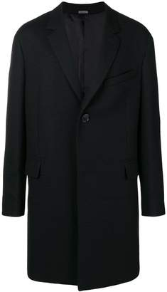 Lanvin classic single-breasted coat