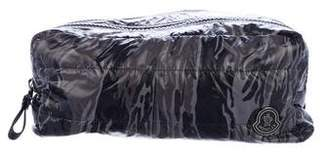 Moncler Camouflage Toiletry Bag