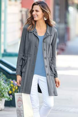 Soft Surroundings Sullivan Jacket