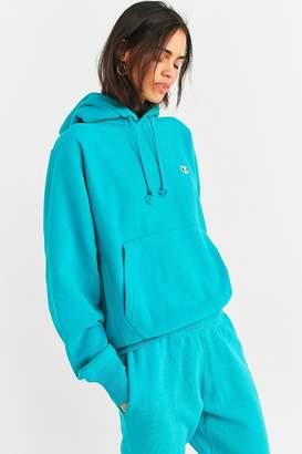 Champion & UO Logo Reverse Weave Hoodie Sweatshirt