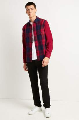 French Connenction Arusha Flannel Check Shirt